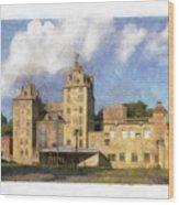 Mercer Museum Wood Print
