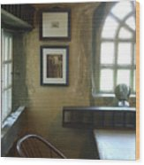 Mercer Wood Print