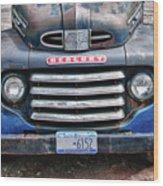 Mercury 2234 Wood Print