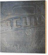 Mercury Wood Print