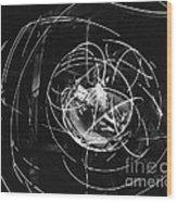 Mercury Program, Mastif Astronaut Wood Print