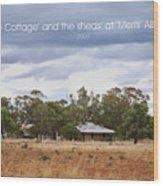 Meriti Cottage Wood Print