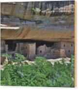 Mesa Verde National Park 4 Wood Print