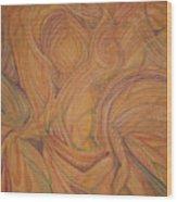 Meta Wood Print