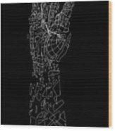 Metal Wood Print by Andreas  Leonidou