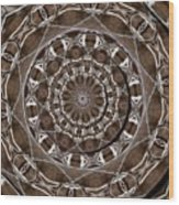 Metal Art Wood Print