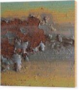 Metalfasti Wood Print