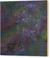 Metallic Color Wood Print