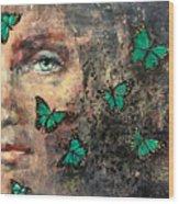 Metamorphosis 3 Wood Print