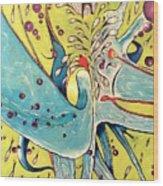 Metempshycosis Wood Print