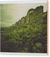Meteore Wood Print