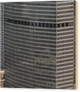Metlife Building - 200 Park Avenue In Nyc Wood Print
