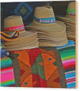 Mexican Hat Dance Wood Print