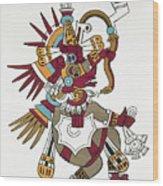 Mexico: Quetzalcoatl Wood Print
