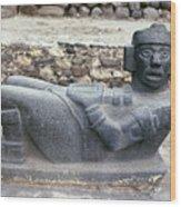Mexico: Toltec Altar Wood Print