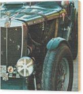 Mg-tc Racer Wood Print