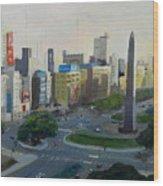 Mi Buenos Aires Querido... Wood Print
