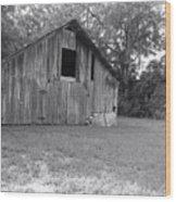 Micanopy Barn Wood Print