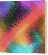 Micro Linear 14 Wood Print