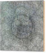 Microbiology Wood Print