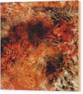 Midas Nebula 2 Wood Print