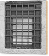 Midieval Window 7385 Wood Print