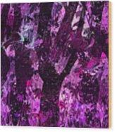 Midnight Incantations Wood Print