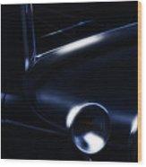 Midnight Ride - 1 Wood Print