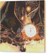 Midnite Prayer Wood Print