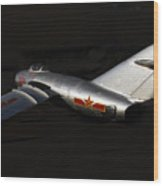 MiG Wood Print
