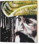 Miguel Wood Print