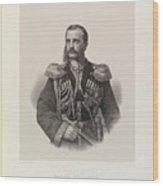 Mikhail Nikolaiavitch Wood Print