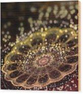 Microskopic II Wood Print