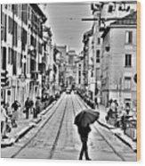 Milano Vintage Wood Print
