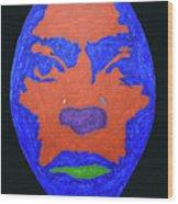 Miles Ahead Wood Print