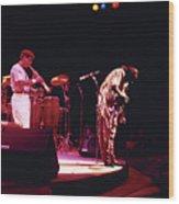 Miles Davis Image 8   Wood Print
