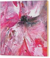 Milkwood Pinwheel Abstract Wood Print
