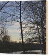 Mill Creek Memories Wood Print