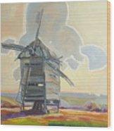 Mill Wood Print