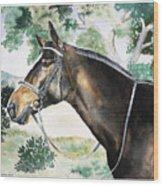 Millie Wood Print