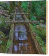 Millrace Wood Print