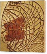 Milos Return - Tile Wood Print
