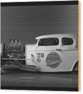 Milton Motors 79 Coupe Concept Wood Print