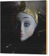 Mime Wood Print