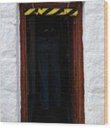 Mind-alternator Two Wood Print
