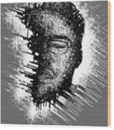 Mind Cavity Wood Print