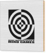 Mind Games 1se Wood Print