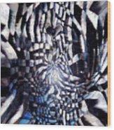 Mindcrime Wood Print