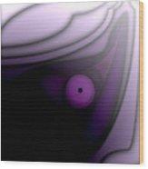 Minds Eye Wood Print