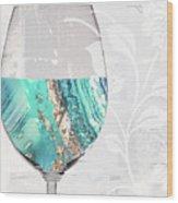 Mineral Water Wood Print